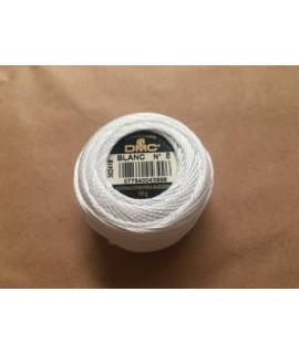 ДМС blanc  Pearl Cotton N8 ( DMC 116/8)
