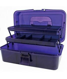 """Коробка-органайзер """"L""""  від Bohin ,фіолетова"""