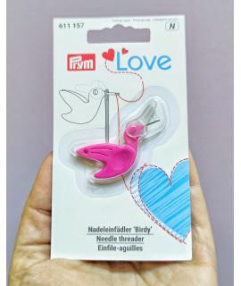 """Нитковтягувач Prym Love """"Birdy"""" у вигляді пташки"""