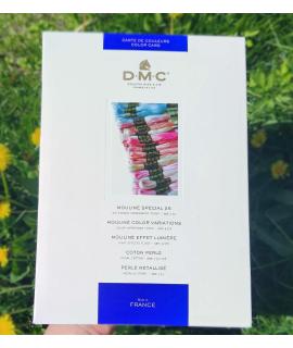 Оновлена Карта кольорів DMC + 35 нових кольорів.