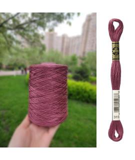 0315 Античний рожево-ліловий, середньо-темний.