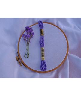 0155 Синьо-фіолетовий, середній тон