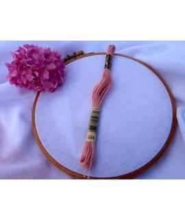 0224 Рожеві мушлі, дуже світлий тон