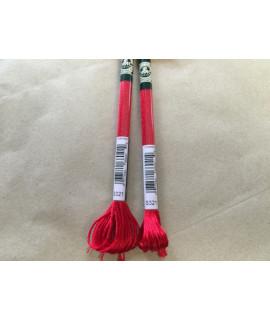Сатин S321 Різдвяно-червоний