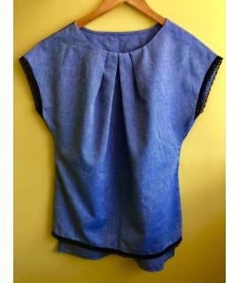 Блуза «Джинс»