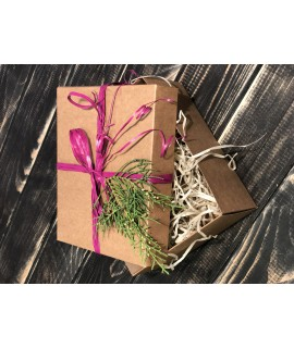 Коробка Подарункова  12,5х16х7см