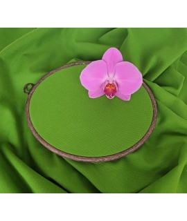 Зелена рівномірна тканина  (вищий гатунок)